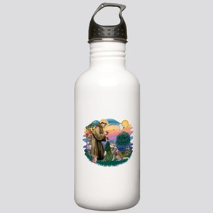 St Francis #2/ S Husky #2 Stainless Water Bottle 1