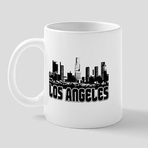 Los Angeles Skyline Mug