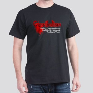 Cannibalism Solution Dark T-Shirt