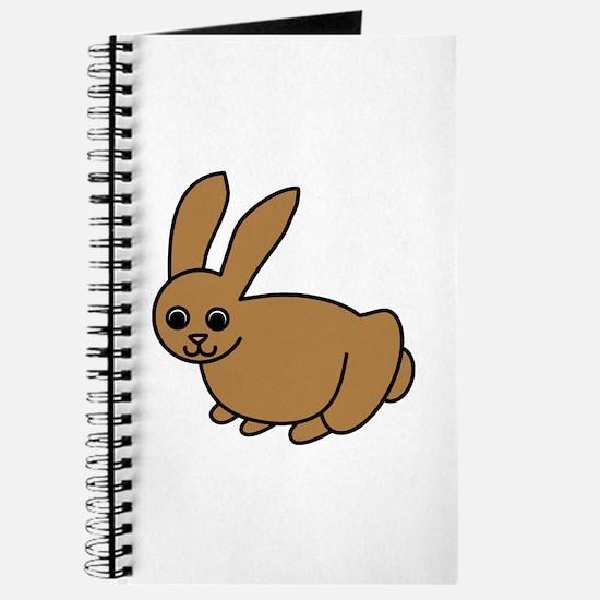 Brown Bunny Journal