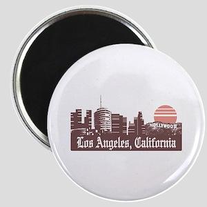 Los Angeles Linesky Magnet