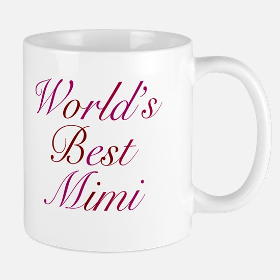 World's Best Mimi Mug