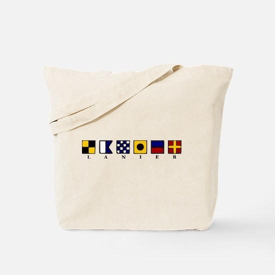 Cute Lake Tote Bag