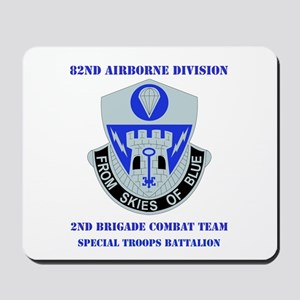 DUI - 2nd Bde - Special Troops Bn with Text Mousep