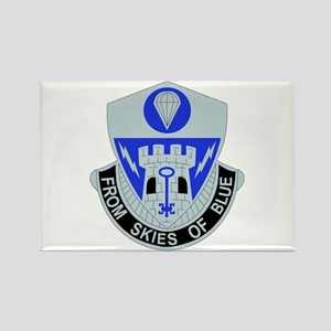 DUI - 2nd Bde - Special Troops Bn Rectangle Magnet