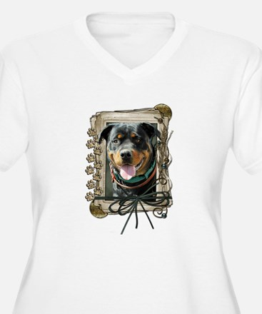 Father's Day - Stone Paws T-Shirt