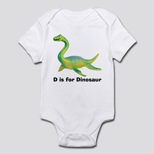 D is for Dino! Infant Creeper
