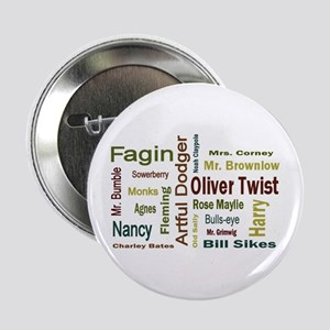 "Oliver Twist Folks 2.25"" Button"