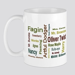 Oliver Twist Folks Mug