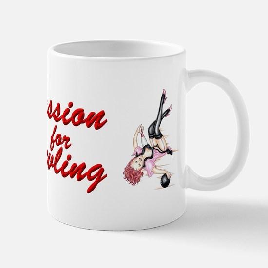 Passion for Bowling Mug