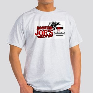 Monster Joe's Truck and Tow Ash Grey T-Shirt
