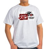 Monster joes truck and tow Light T-Shirt