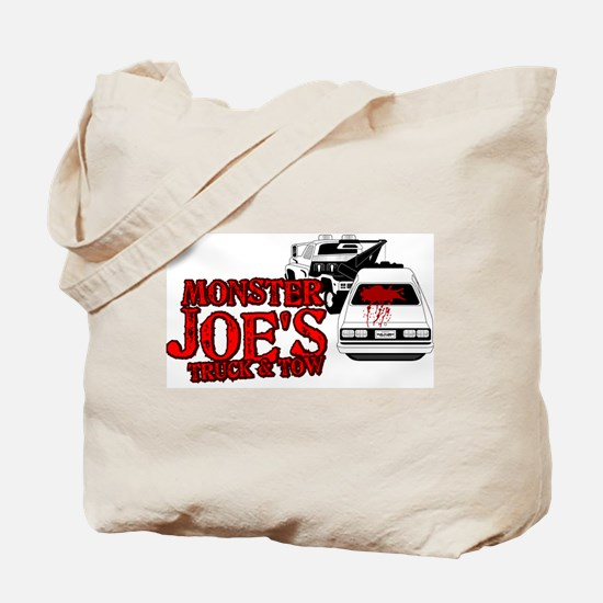 Monster Joe's Truck and Tow Tote Bag