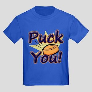 Hockey Kids Dark T-Shirt