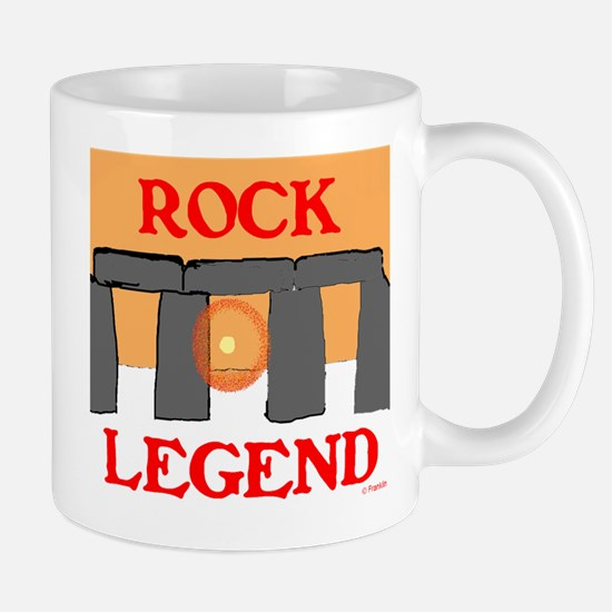 ROCK LEGEND Mug