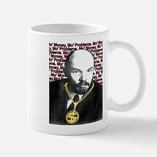Mo' Money Mo' Problems: Lenin Mug