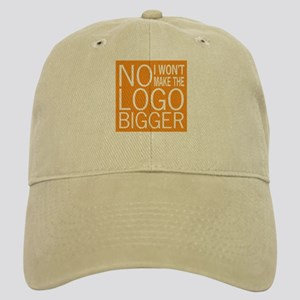No Big Logos Cap