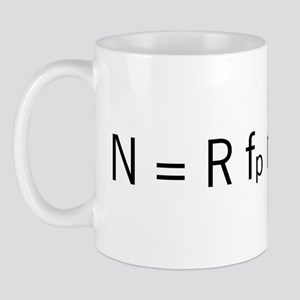 Drake Equation Mug