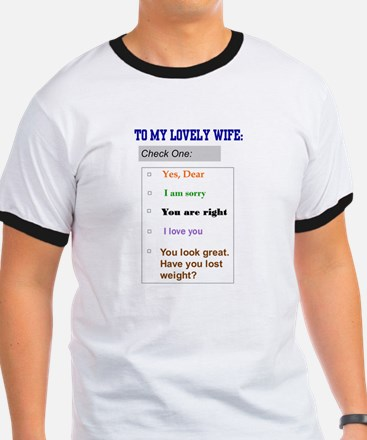 Marriage Humor T