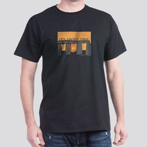 IT'S ABOUT TIME Dark T-Shirt