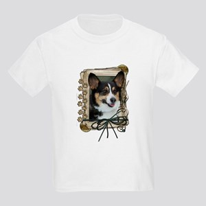 Father's Day - Stone Paws Kids Light T-Shirt