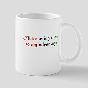 BOOB ADVANGE - IRISH Mug