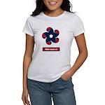 Fibonacci Red White Blue Women's T-Shirt