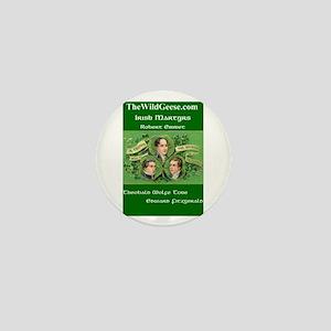 Irish Postcard Mini Button