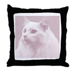Pinkie Throw Pillow