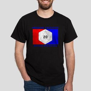 Major League Role-Player Black T-Shirt