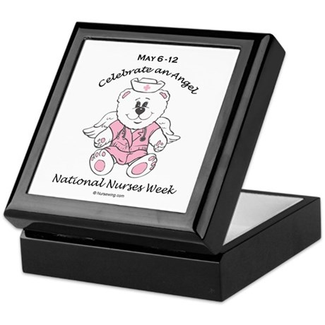 National Nurses Week Keepsake Box PD