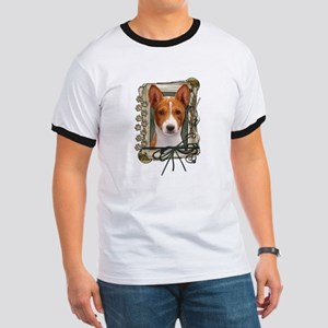 Fathers Day - Stone Paws Ringer T