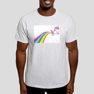 Rainbow Farting Unicorn T-Shirt
