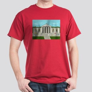 Manuscript Dark T-Shirt