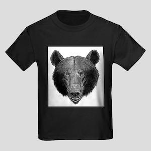 Gil Warzecha - antique illust Kids Dark T-Shirt