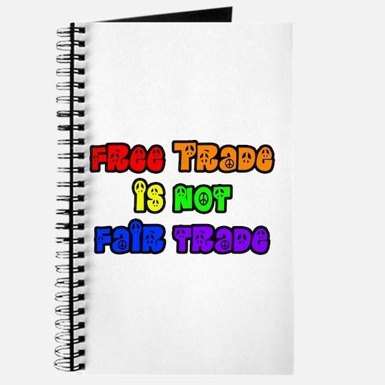 Cute Trade fair Journal