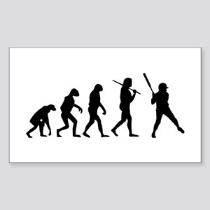 The Evolution Of The Softball Batter Sticker (Rect