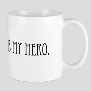 Wednesday is my Hero Mug