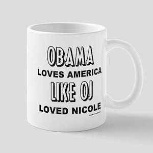 Obama & OJ Mug