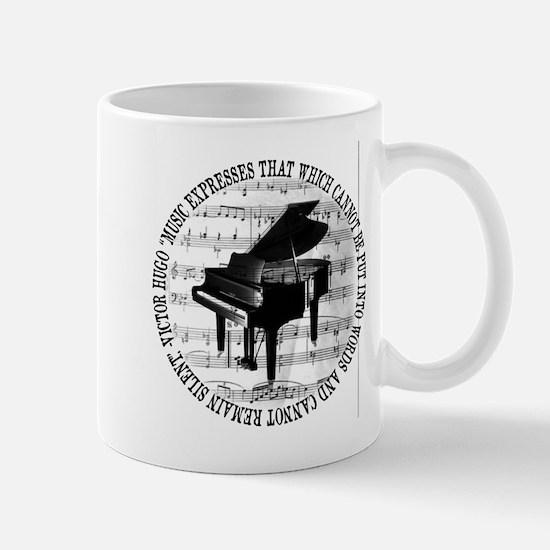 Music Tshirt2 Mugs
