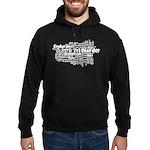 Ironman Triathlon Jargon Hoodie (dark)