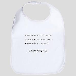 Fitzgerald Quote Bib