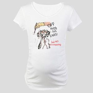 NH Stop Crop Maternity T-Shirt
