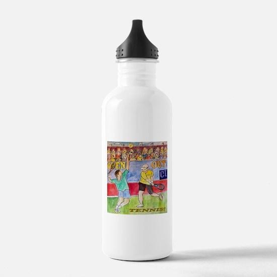 Tennis! Water Bottle