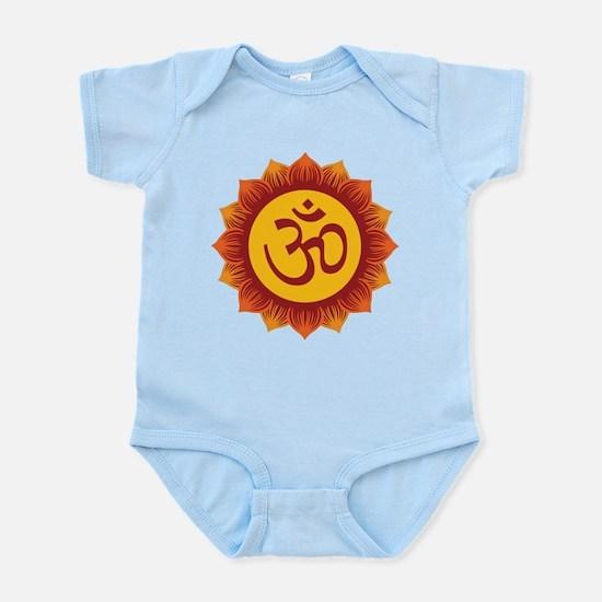 Hindu Aum Symbol Infant Bodysuit