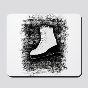 Graffiti Ice Skate Mousepad