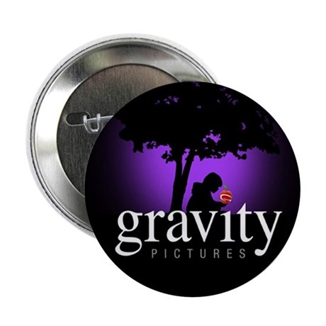 """Gravity Pictures Purple 2.25"""" Button (10 pack)"""