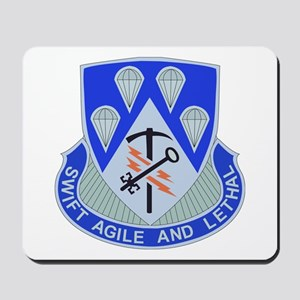 DUI - 4th Bde - Special Troops Bn Mousepad