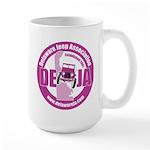 Large Mug Pink Mugs
