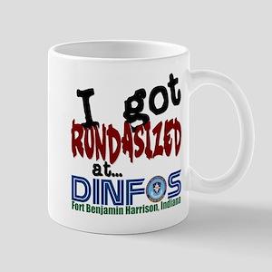 """Rundasized"" Mug"